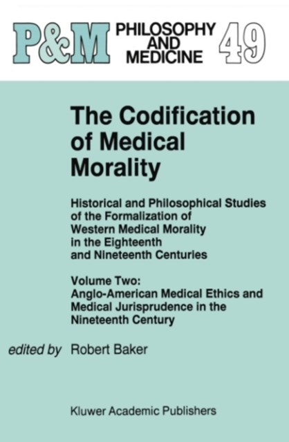 Codification of Medical Morality