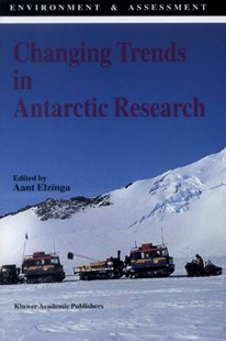 (ebook) Changing Trends in Antarctic Research - Pets & Nature