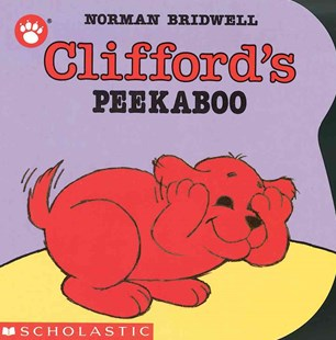 Clifford's Peekaboo by Norman Bridwell (9780590447379) - HardCover - Children's Fiction Intermediate (5-7)