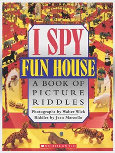 I Spy: Fun House - Children's Fiction Early Readers (0-4)