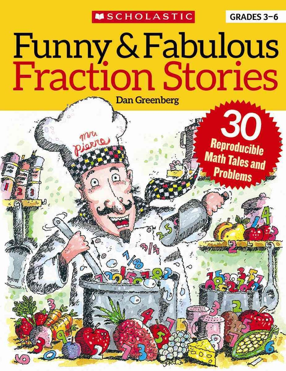 Funny and Fabulous Fraction Stories