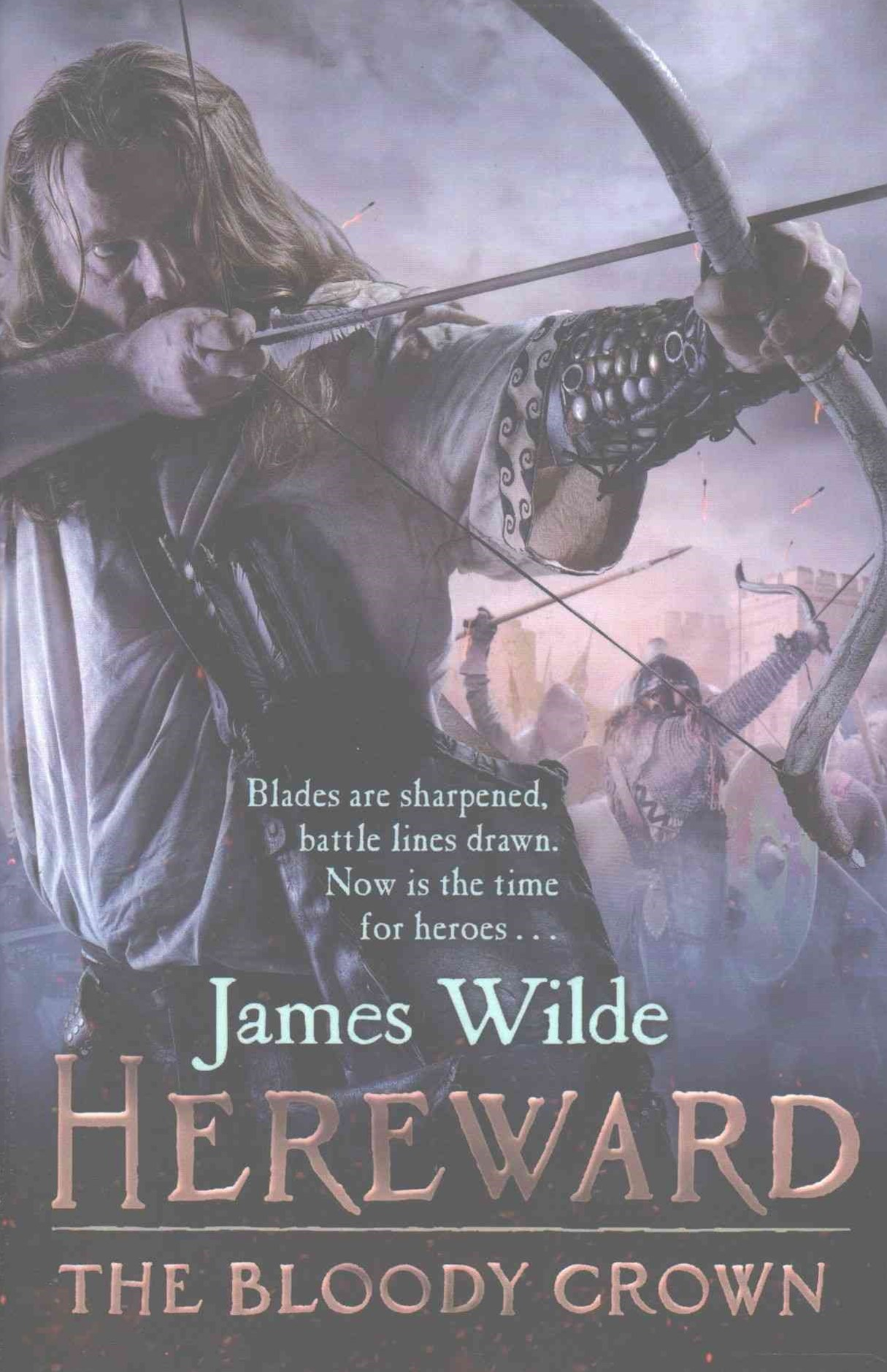 Hereward: The Bloody Crown: (Hereward 6)