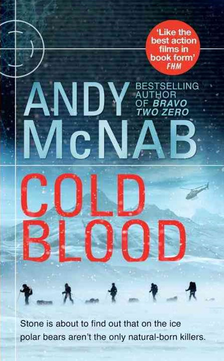 Cold Blood: (Nick Stone Thriller 18)