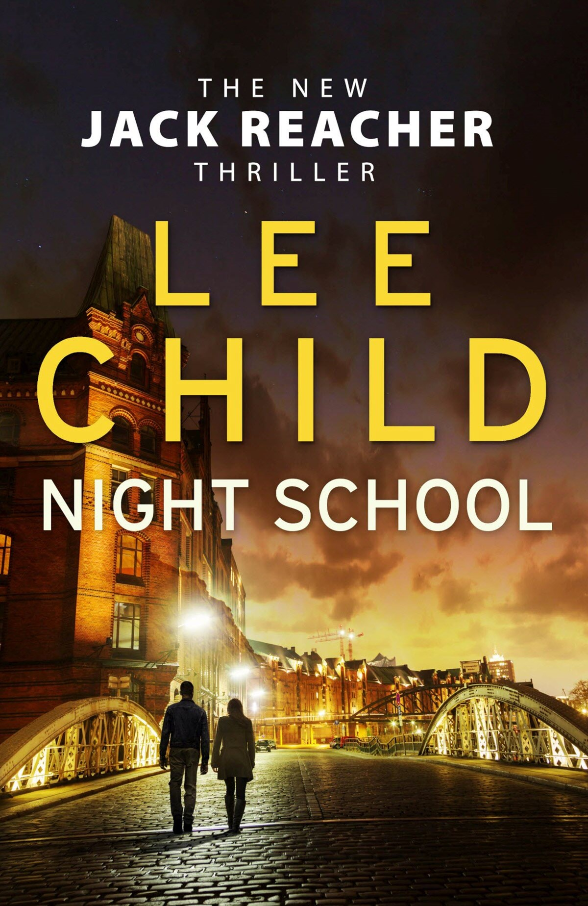 Night School (Jack Reacher Book 21)