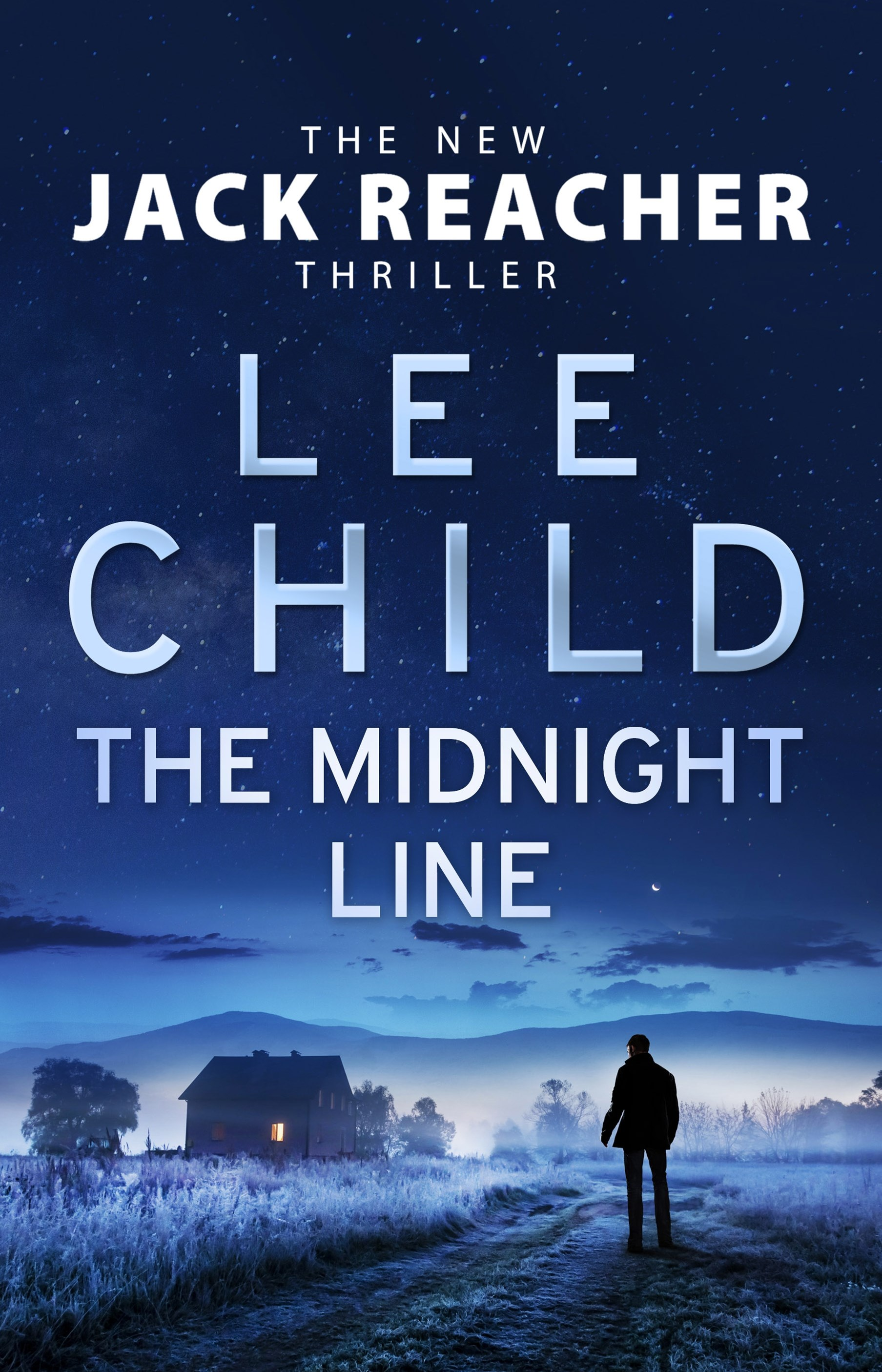 The Midnight Line (Book 22, Jack Reacher)