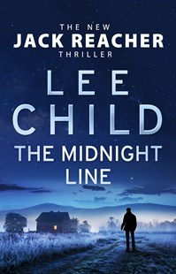 The Midnight Line (Book 22, Jack Reacher) by Lee Child (9780593078174) - PaperBack - Crime Mystery & Thriller