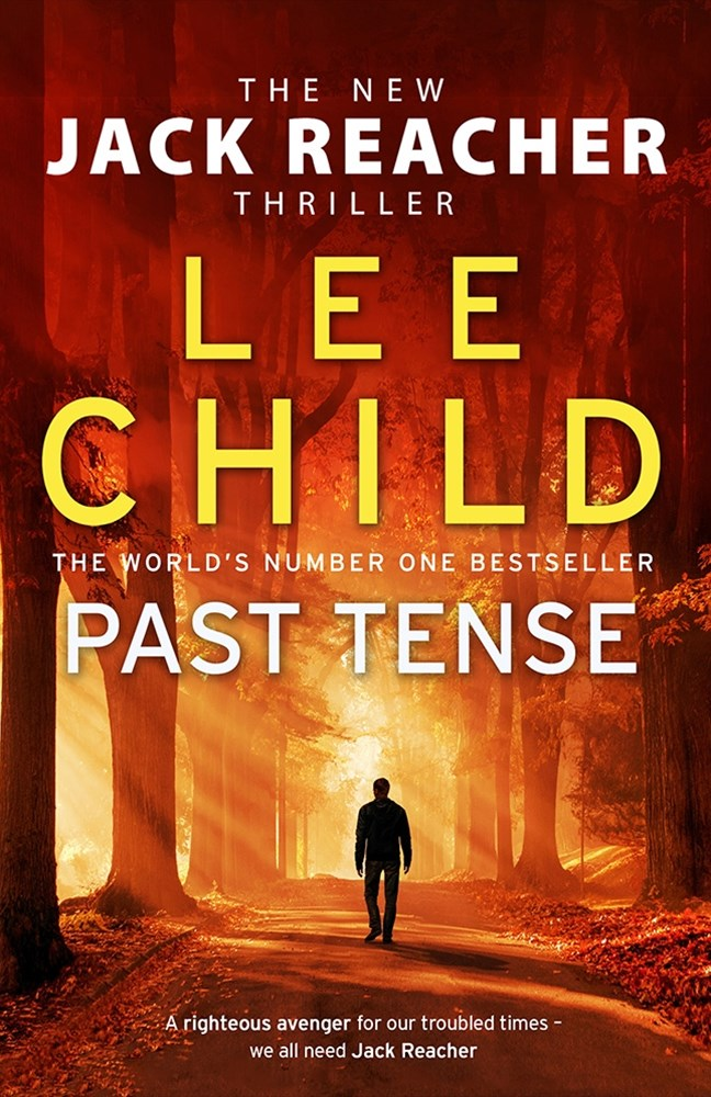 Past Tense (Book 23, Jack Reacher)