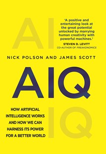 AIQ: How People and Machines are Smarter Together by Nick Polson, James Scott (9780593079775) - HardCover - Computing Programming