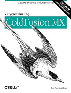 Programming ColdFusion MX