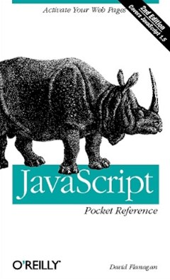 (ebook) JavaScript Pocket Reference
