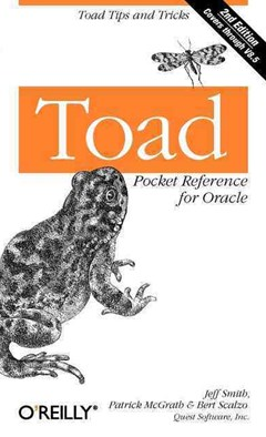TOAD Pocket Reference for Oracle