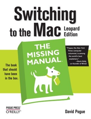 (ebook) Switching to the Mac: The Missing Manual, Leopard Edition