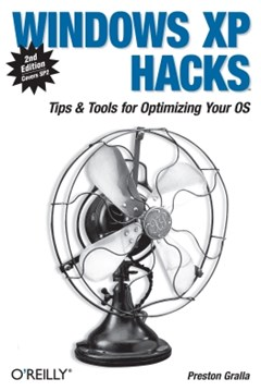 (ebook) Windows XP Hacks