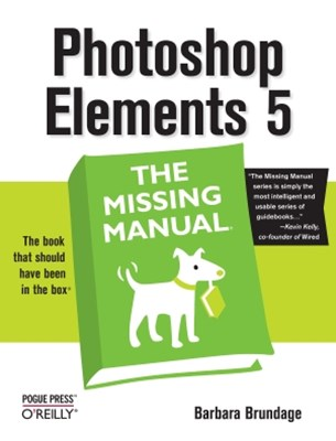 (ebook) Photoshop Elements 5: The Missing Manual