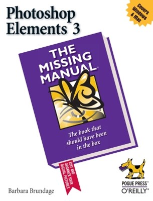 (ebook) Photoshop Elements 3: The Missing Manual