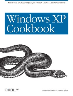 Windows XP Cookbook
