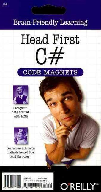 Head First C# Code Magnets