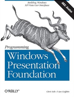 (ebook) Programming Windows Presentation Foundation