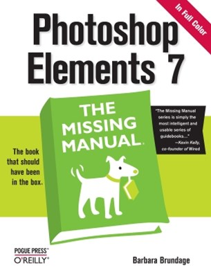 (ebook) Photoshop Elements 7: The Missing Manual