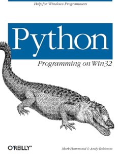 (ebook) Python Programming On Win32 - Computing Operating Systems