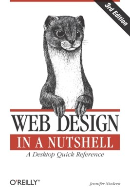 (ebook) Web Design in a Nutshell