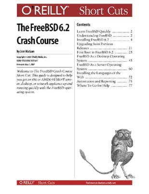 The FreeBSD 6.2 Crash Course