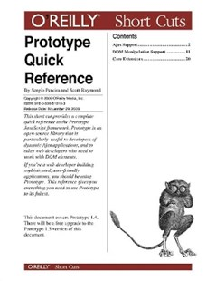 (ebook) Prototype Quick Reference - Computing Programming