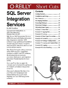(ebook) SQL Server Integration Services