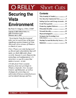 Securing the Vista Environment
