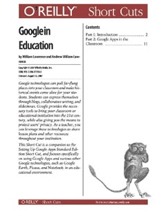 (ebook) Google in Education