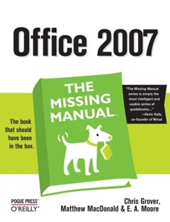 (ebook) Office 2007: The Missing Manual