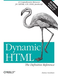 (ebook) Dynamic HTML: The Definitive Reference - Computing Internet