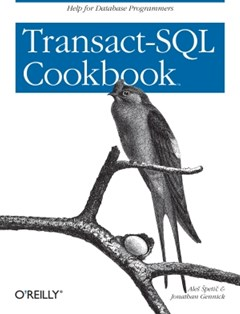 (ebook) Transact-SQL Cookbook