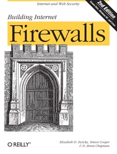 (ebook) Building Internet Firewalls