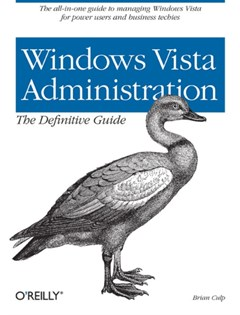 (ebook) Windows Vista Administration: The Definitive Guide
