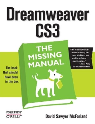 (ebook) Dreamweaver CS3: The Missing Manual