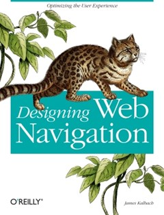 (ebook) Designing Web Navigation