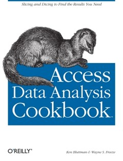 (ebook) Access Data Analysis Cookbook