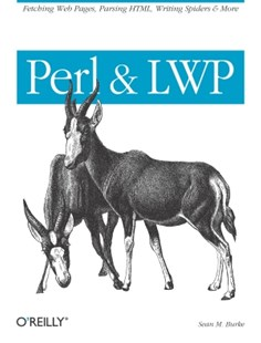 (ebook) Perl & LWP - Computing Internet