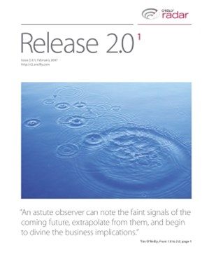 (ebook) Release 2.0: Issue 1