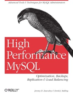 (ebook) High Performance MySQL