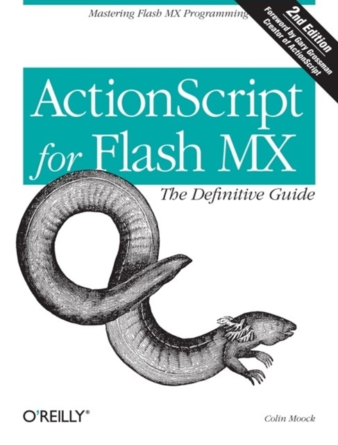 (ebook) ActionScript for Flash MX: The Definitive Guide