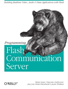 (ebook) Programming Flash Communication Server - Computing Internet