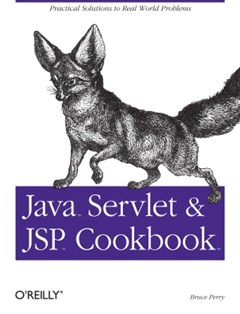 (ebook) Java Servlet & JSP Cookbook