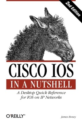 (ebook) Cisco IOS in a Nutshell