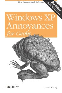 (ebook) Windows XP Annoyances for Geeks - Computing Operating Systems