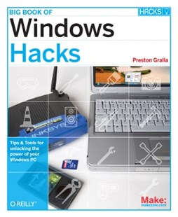 (ebook) Big Book of Windows Hacks - Computing Operating Systems