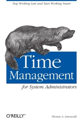 (ebook) Time Management for System Administrators