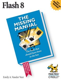 (ebook) Flash 8: The Missing Manual - Computing Internet