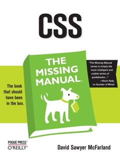 (ebook) CSS: The Missing Manual
